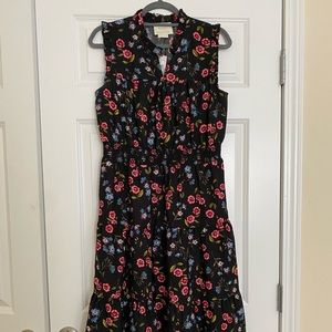 kate spade Dresses - NWT Kate Spade Meadow Sleeveless Smocked Dress